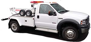 Overfield towing services